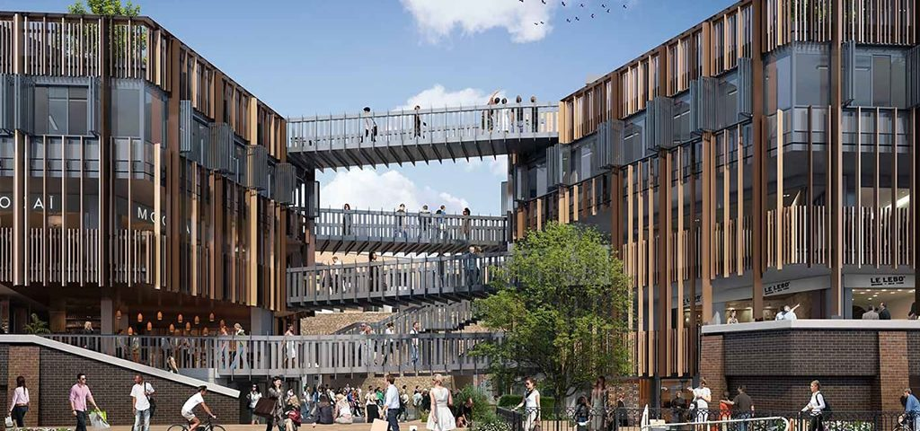 LV Switchgear for Camden Lock development was manufactured and supplied by TES